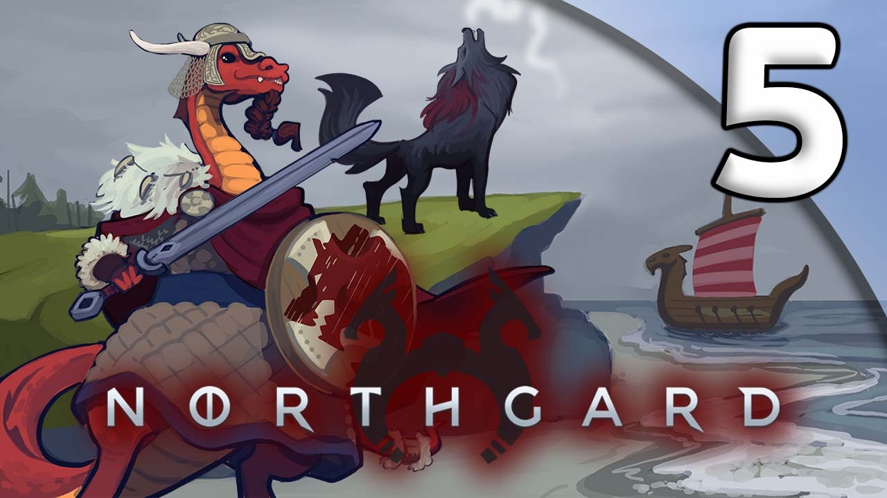 Northgard [First Taste] - 5  Learning from Mistakes - Let's Play Northgard  Gameplay