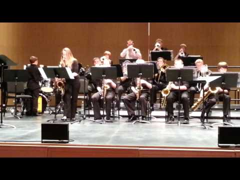 Iola Middle School Jazz Band A