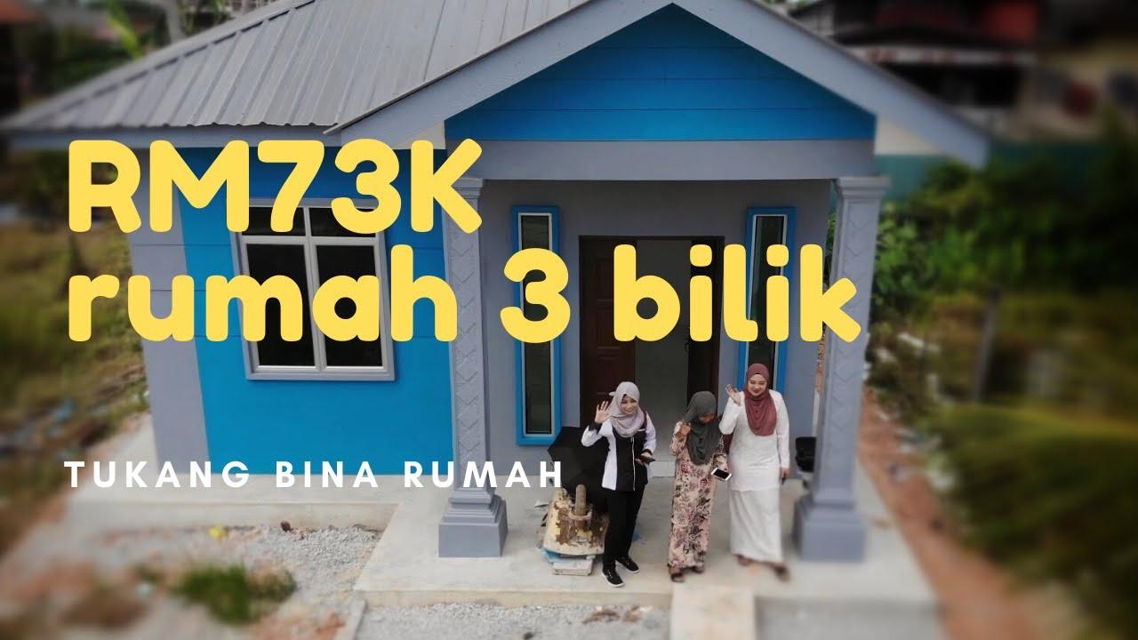 Rumah 3 Bilik Rm73k Sahaja Youtube