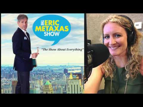 Jenna Ellis talks Convention of States with Eric Metaxas