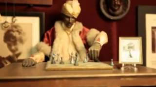 chess master automaton  The Turk Hoax resurrected by rich guy