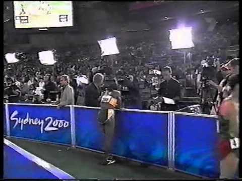 Sydney Olympic trials - 800m