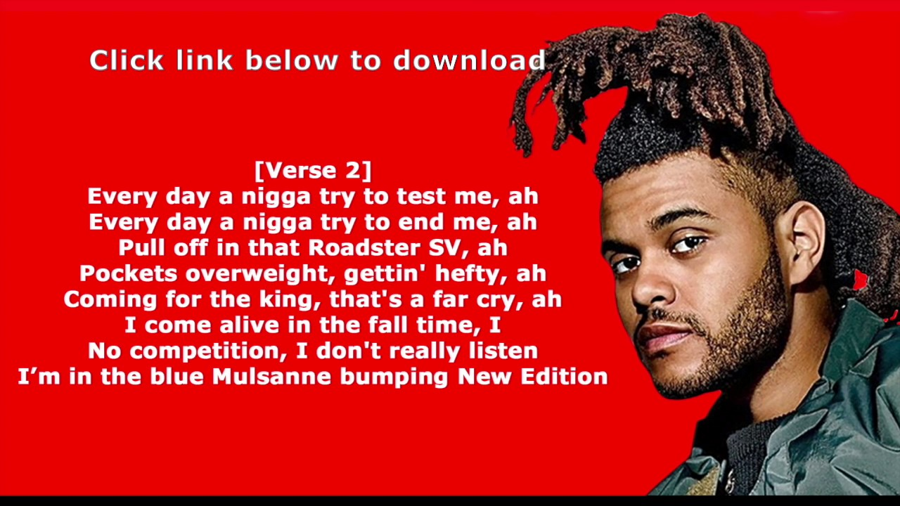download starboy album free mp3