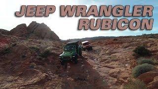 2019 Jeep Wrangler Rubicon - Motoring TV
