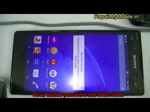 Sony Xperia C3 Dual (D2502) Remove Password - RepairMyMobile in
