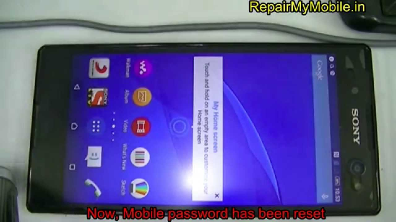 sony xperia c3 dual software free download