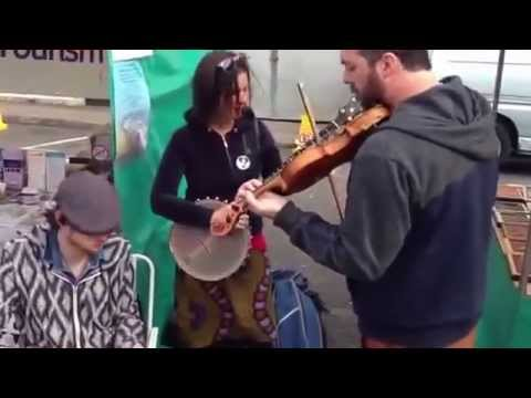 Anti Fracking Tunes - MUSIC Ireland 2014