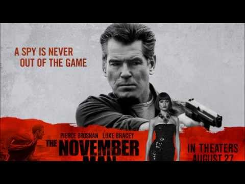 The November Man - Soundtrack by Marco Beltrami