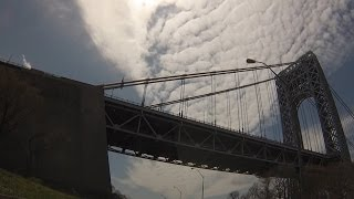 Washington Heights / Inwood to Midtown in 2 Min - West Side Highway Dyckman St - GoPro Hero 3