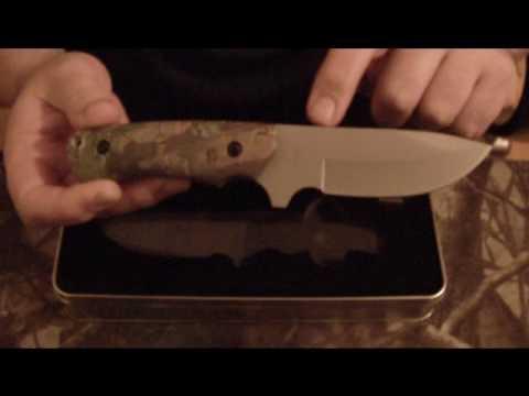 Jack Pyke Platinum Range Bushcraft Knife