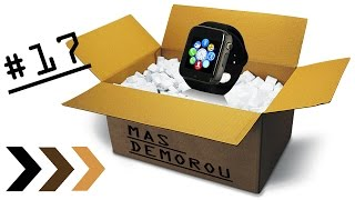 UNBOXING #17 SMARTWATCH RELÓGIO INTELIGENTE - ALIEXPRESS