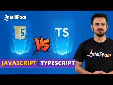 TypeScript vs JavaScript | TypeScript | Intellipaat