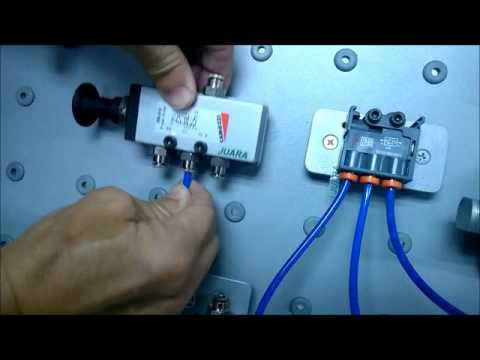 Pneumatic Circuit Connections