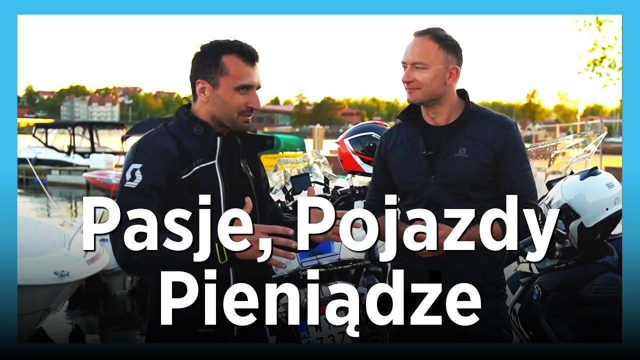 Pasja, Praca, Pojazdy - Barry Moto, Ścigacz.pl i Kuba Midel