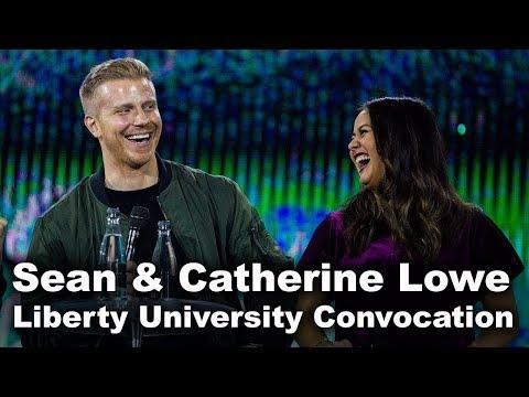 Sean & Catherine Lowe - Liberty University Convocation