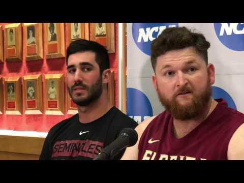 Warchant TV: FSU players post-Tallahassee Regional
