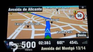 Samsung Galaxy S GPS Demo Sygic Mobile Maps 10 [HD]