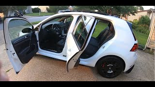 homepage tile video photo for 2018 VW GTI SE Ep.373: Attention To the Leather Seats / Upcoming News