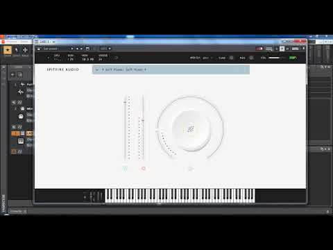SPITFIRE AUDIO LABS - SOFT PIANO - FREE Library