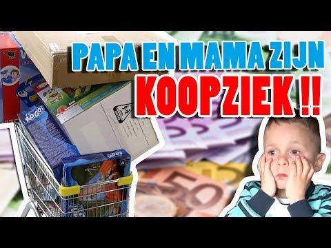 1000 EURO AAN SPEELGOED GEKOCHT !! - KOETLIFE VLOG - #457