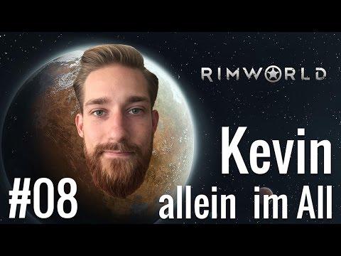 RimWorld - Kevin allein im All #08 - Rich Explorer - Alpha 15 Modded [German/Deutsch]