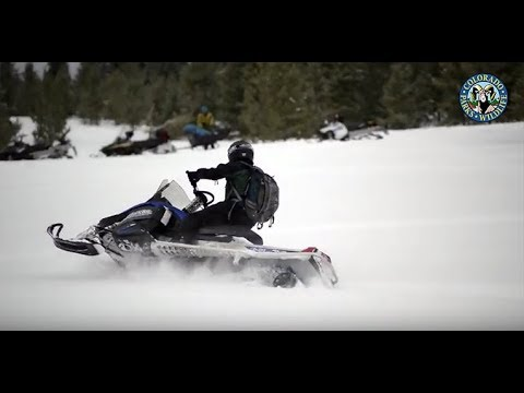 Winter Recreation in Yampa Valley State Parks