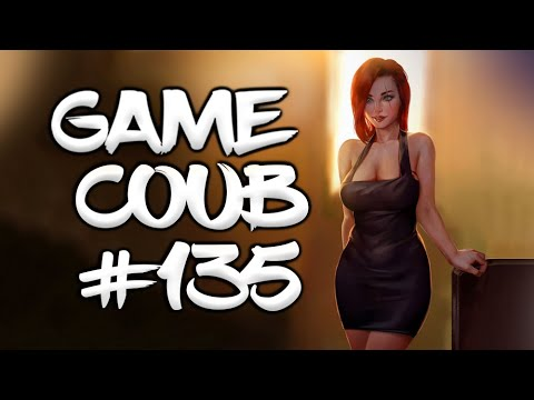 🔥 Game Coub #135   Best video game moments