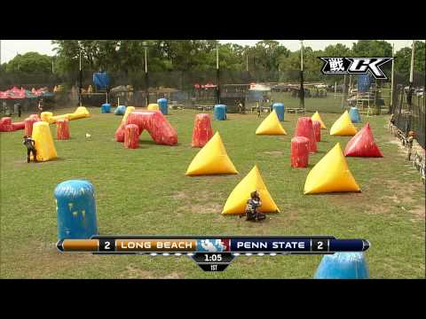 2015 NCPA Nationals - Cal State Long Beach vs Penn State Quarterfinals Game 2