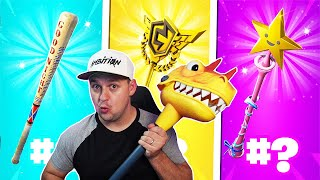 TOP 5 TRYHARD PICKAXEOVA U FORTNITEU!!! (MORATE OVE IMATI) STIZEMO DO 100K SUBOVA!