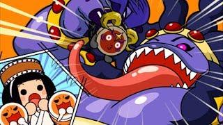 Taiko no Tatsujin Portable DX story mode [11]: Guts Eater!