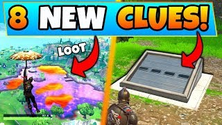 Fortnite Gameplay: CUBE EVENT/LOOT LAKE EXPLAINED! - 8 Clues and Theories! (Battle Royale Season 6)