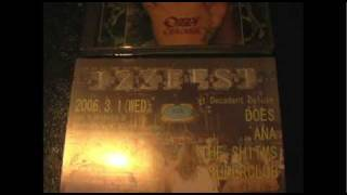 イズミジュン(THE SHITMS) presents IZZFEST at Decadent Deluxe 2006.3...