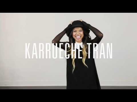 Get Undressed with Karrueche Tran thumbnail
