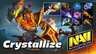 Crystallize Clinkz 10 slotted | EPIC Game vs Team Secret | Dota 2 Pro Gameplay
