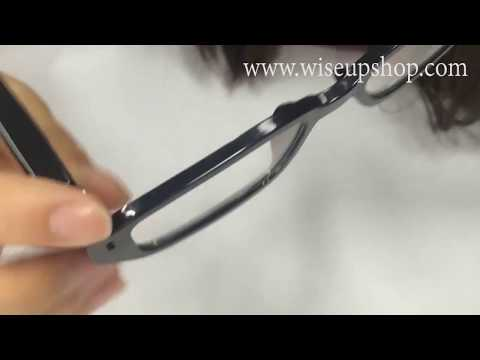 Cheapest Camera spy Eyeglasses EVER!!!!! from YouTube · Duration:  11 minutes 57 seconds