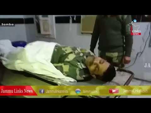 Unprovoked firing by Pakistan in Jammu; BSF jawan martyred