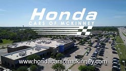 Drone Footage - 2017 Honda CRV at Honda Cars of McKinney