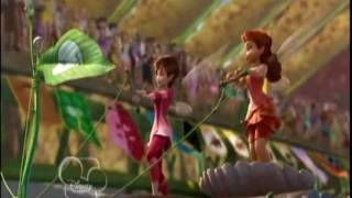 vuclip TinkerBell and the Pixie Hollow Games - Dig Down Deeper.