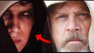 La Verdadera Razon por la que Luke Quiere Destruir los Jedi - Star Wars the Last Jedi