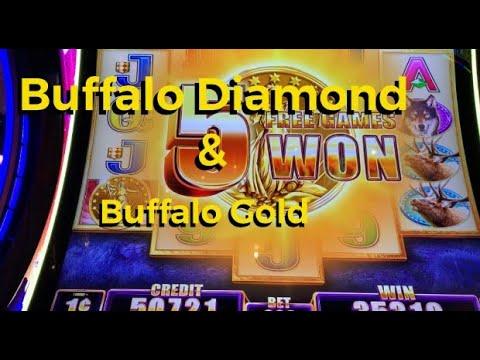 Big buffalo gold slot wins 2019