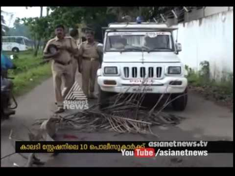 Mass punishment transfer for Kalady Police Officers