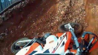 Single track Brushy Mtn. NC. 2015 KTM 500 exc . PLEASE LIKE if you ...