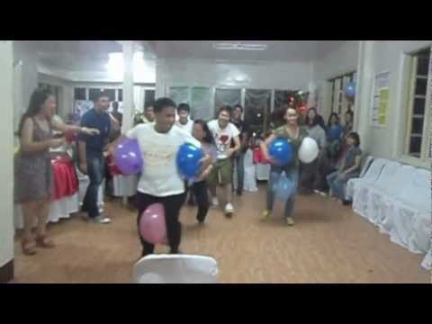 CNJP High School Reunion (the balloon game)