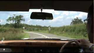 1965 Jaguar MK2 3.8 Manual