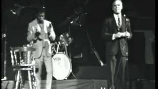 Mayor Kevin White with James Brown At The Boston Garden 04/05/1968