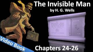 Chapter 24-26 - The Invisible Man by H. G. Wells