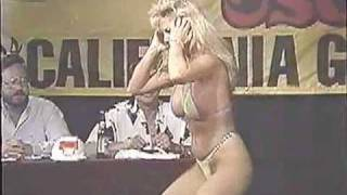 Repeat youtube video Jeannie in California Girl Bikini Contest #16