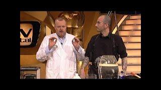 Experimente von und  mit Mark Benecke - TV total