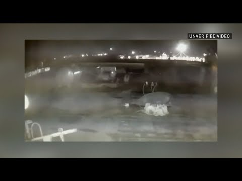 Video Appears To Show Missiles Hitting Flight PS752