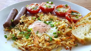 Easy One Pan Breakfast (with B…